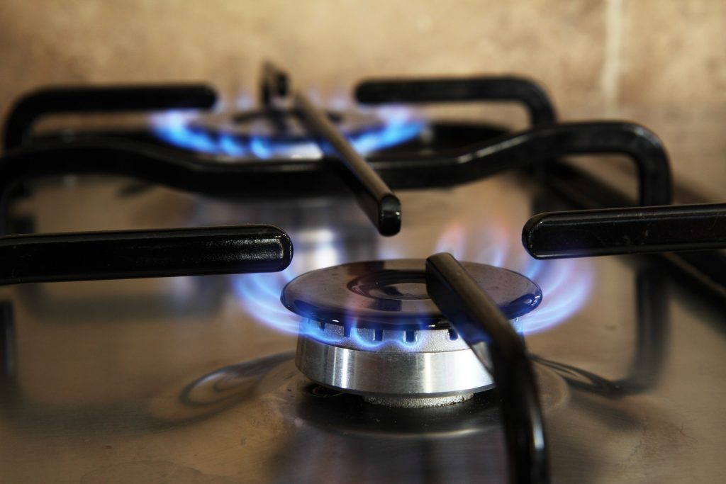 Stove Burner Natural Gas from energy supplier