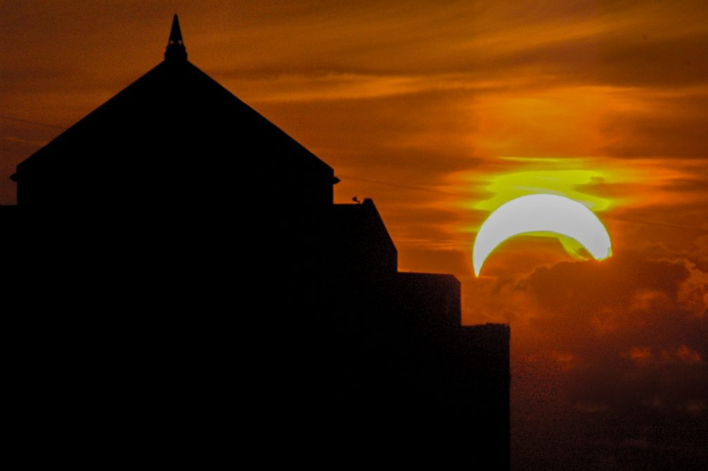 The Eclipse and Its Relation to Energy Concerns